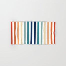Mod Stripes Hand & Bath Towel