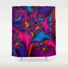 Mandala Bliss Shower Curtain