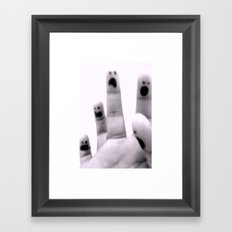 Its a Bomb Framed Art Print
