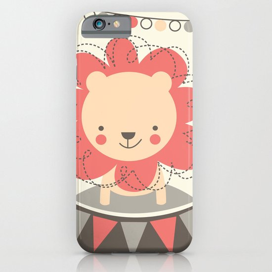 Leo the Lion  iPhone & iPod Case