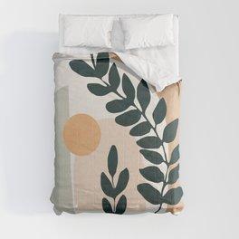 Soft Shapes III Comforters