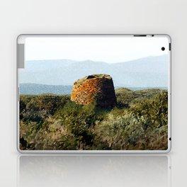 Nuraghe 1500 B.C. Laptop & iPad Skin