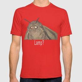 Moth Lamp Meme T-shirt