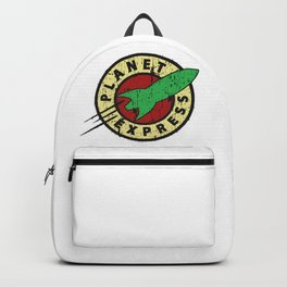 planet express Backpack