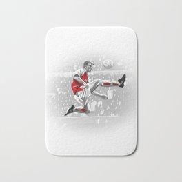 Dennis Bergkamp - Arsenal Bath Mat