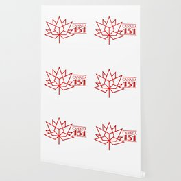 Happy Canada 1st July 151 Birthday Wallpaper