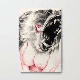 Ursidae Metal Print