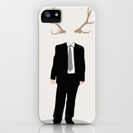 Nature and Society iPhone Case