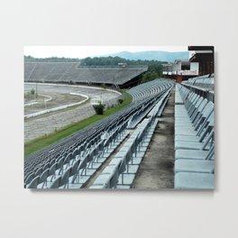 North Wilkesboro Speedway Metal Print