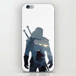 The Wild Hunt iPhone Skin