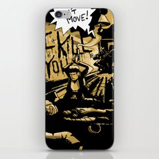 Want fries with that! iPhone & iPod Skin