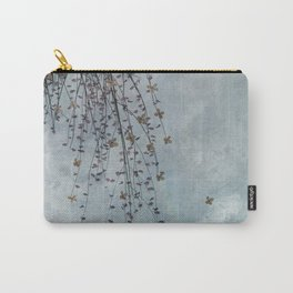 A past life, but also hope for a return of spring. Carry-All Pouch
