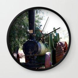 Lincoln - Ruston Proctor Co Ltd Wall Clock
