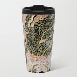 MMM Lizard Volcano Travel Mug