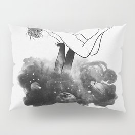 Hands from heaven. Pillow Sham