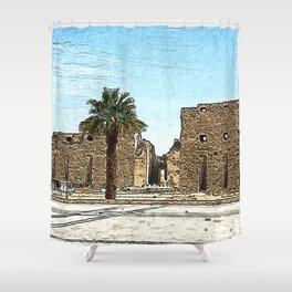 Karnak20160203 Shower Curtain