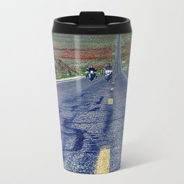 Monument Valley Twilight Travel Mug