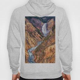 Lower Falls of the Yellowstone Hoody