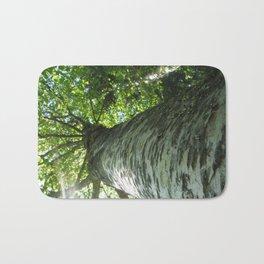 Sacred Birch by Mandy Ramsey, Haines, AK Bath Mat