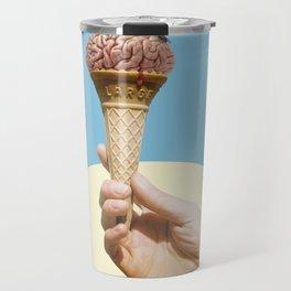 Global Warming Travel Mug