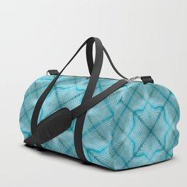 Sultan Silks Blue Sapphire I Duffle Bag