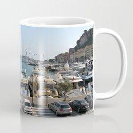 Marinas Of The World (Pt. 1 - Nice, France) Coffee Mug