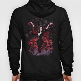 Web of Vampira Hoody
