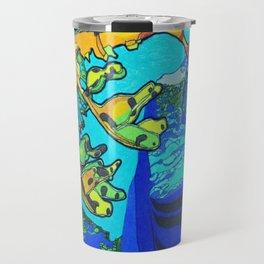 Amazing Seahorse Travel Mug