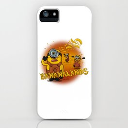 Bananalands iPhone Case