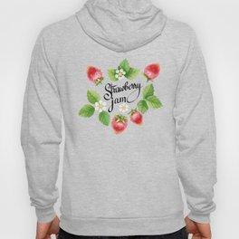 Strawberry jam Hoody