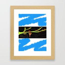 Appesi Framed Art Print