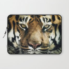 Face of Tiger Laptop Sleeve