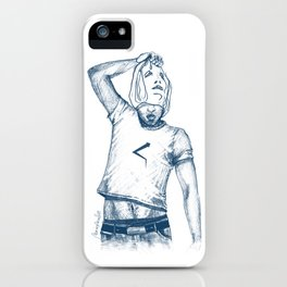 Sow me the way iPhone Case