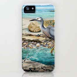 Lunch at the Beach iPhone Case