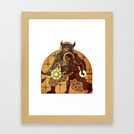 Good for each other Framed Art Print