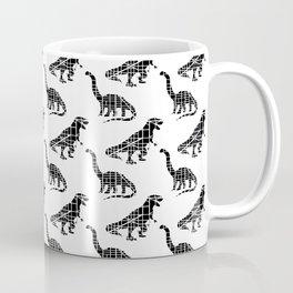 Capitalsaurus + Capitalsaurus Rex Coffee Mug