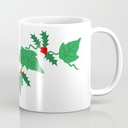 Holly and Ivy Coffee Mug