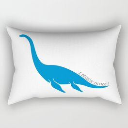 Nessie, I believe! Rectangular Pillow