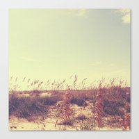 serenity Canvas Prints featuring Serenity. by Sobriquet Studio