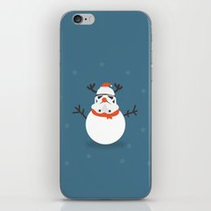 Day 16/25 Advent - Snow Trooper iPhone & iPod Skin