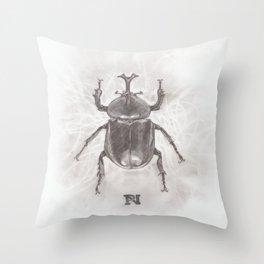 Carapace Throw Pillow