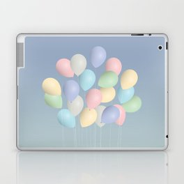 Balloons bouquet Laptop & iPad Skin