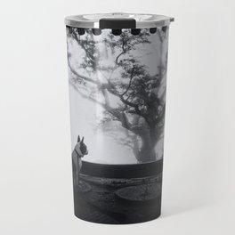 Holly and the Tree Travel Mug