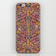 Autumn's Leafs iPhone & iPod Skin