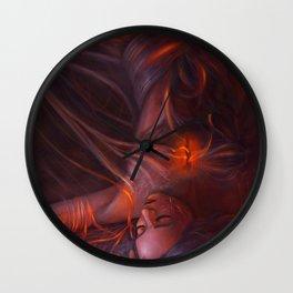 Hibernation (Metamorphosis) Wall Clock