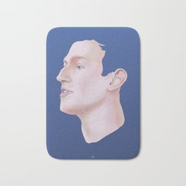 Zuckerberg Bath Mat