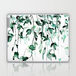 Ivy on the Wall Laptop & iPad Skin