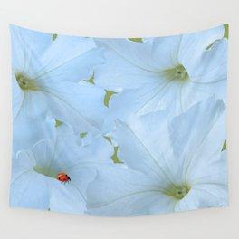 Petunias Petunias Wall Tapestry