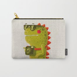 Dino touristo (olive) Carry-All Pouch