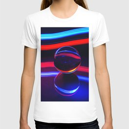 The Light Painter 5 T-shirt